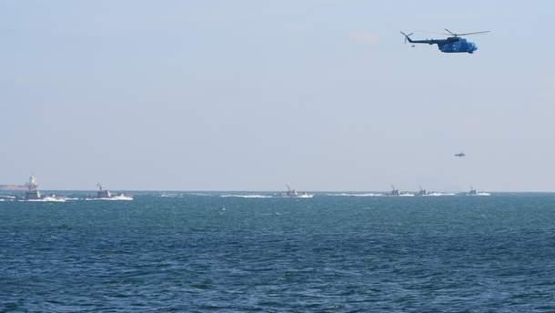 Теплохід контрабандистів поповнить флот ВМС України