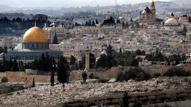 США переносять посольство в Ізраїлі в Єрусалим