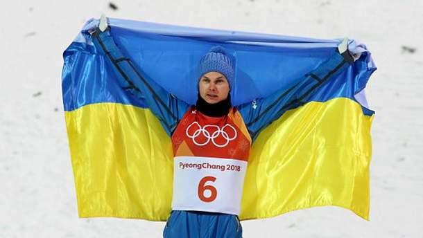 Абраменко выиграл единую для Украины медаль на Олимпиаде-2018