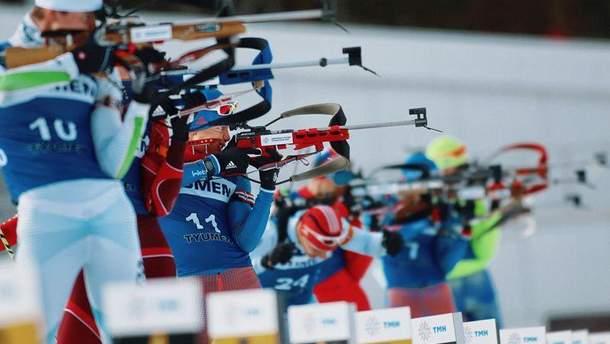 Чехія відмовилася брати участь у етапі Кубка світу з біатлону у Росії