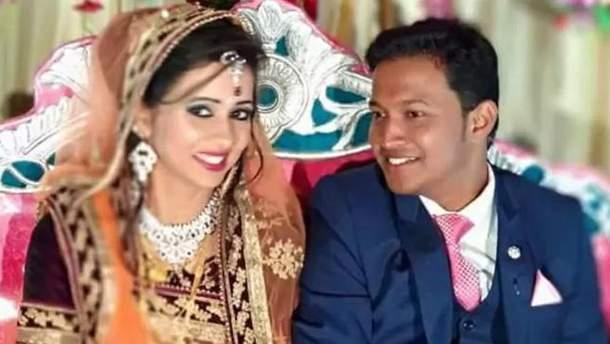 Молодята після весілля підірвалися на вибухівці в Індії