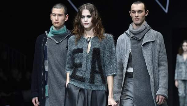 Emporio Armani в рамках Тижня моди в Мілані
