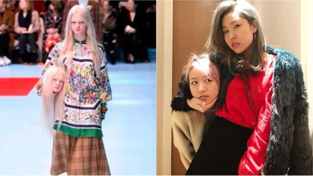 """Gucci Challenge: мережу підкорює новий флешмоб з """"відрізаними"""" головами"""