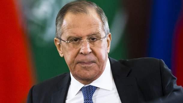 """Лавров звинуватив Євросоюз """"у російському вторгненні в Україну"""""""