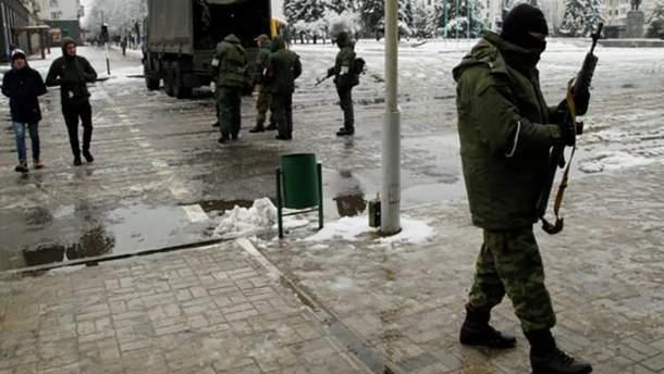 ФСБ посилює діяльність на окупованому Донбасі