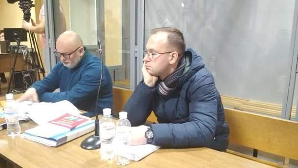 Суд у справі Геннадій Капканова