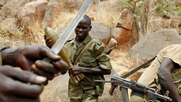 Десь в Південному Судані
