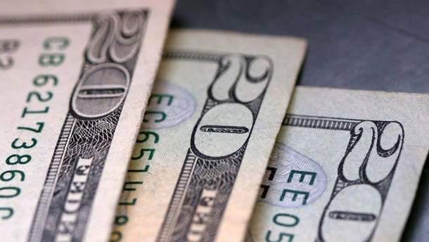 Готівковий курс валют 27 лютого в Україні