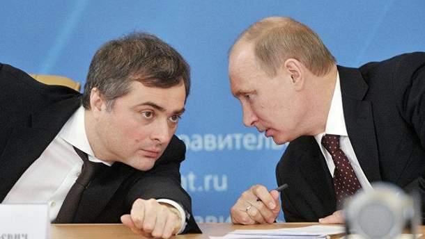 Сурков приїжджав до Криму перед анексією