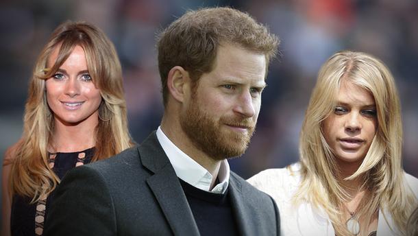 Принц Гарри пригласил на свадьбу бывших девушек