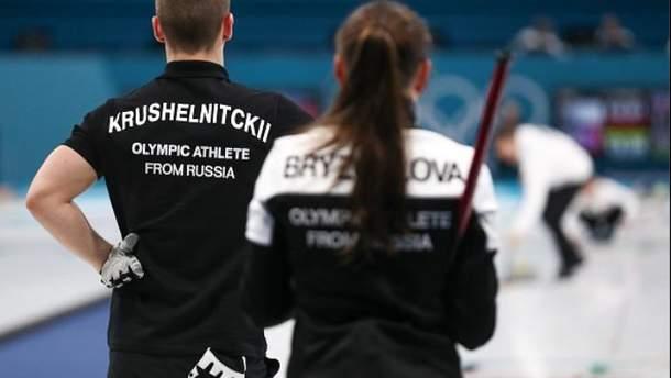 В моче российского керлингиста Крушельницкого обнаружили рекордную дозу мельдония