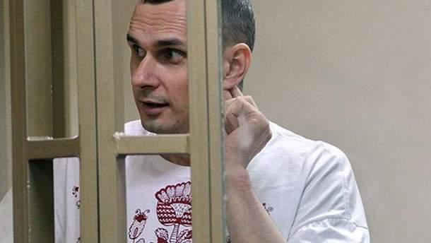 Олег Сенцов зник із колонії в Росії