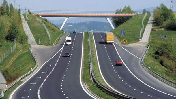 Платні дороги в Україні