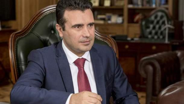 Зоран Заєв