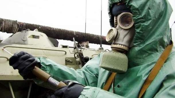 КНДР поставляла в Сирию компоненты химического оружия