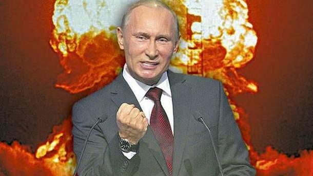 Почему Путин разместил ядерное оружие в Крыму