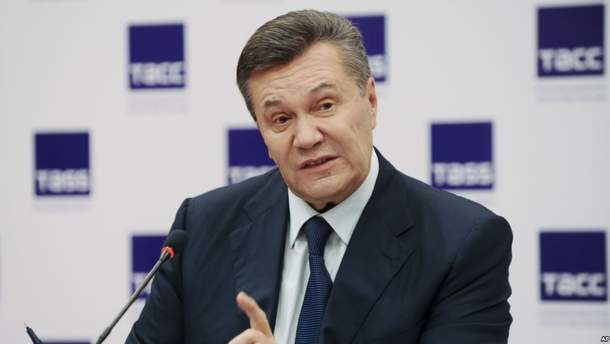 Віктор Янукович своєю прес-конференцією у Москві допоможе обвинуваченню