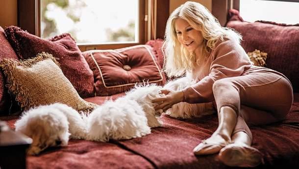 Барбара Стрейзанд клонувала свою померлу собаку