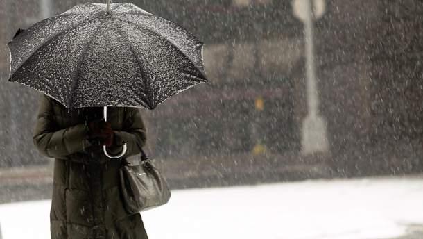 Прогноз погоди в Україні на 1 березня