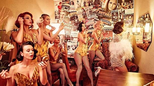 Звездный клип-мюзикл Caribbean Club