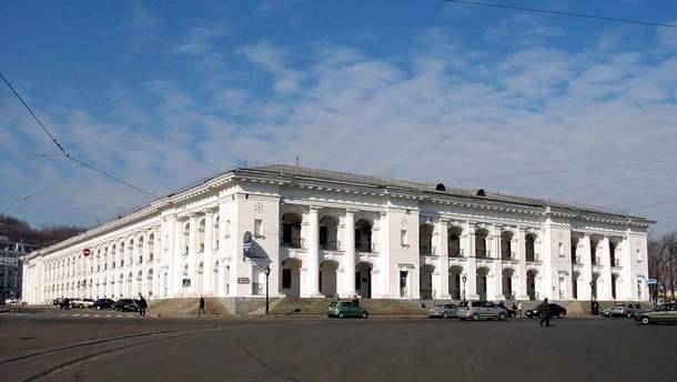 Гостиный двор в Киеве