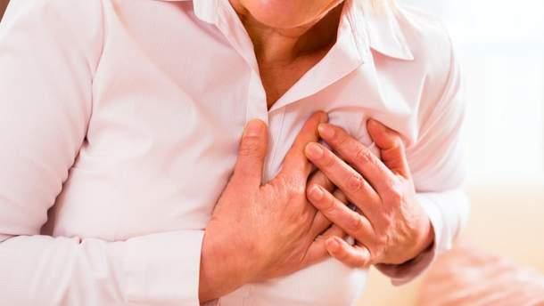 При оргазме нарушается сердечный ритм
