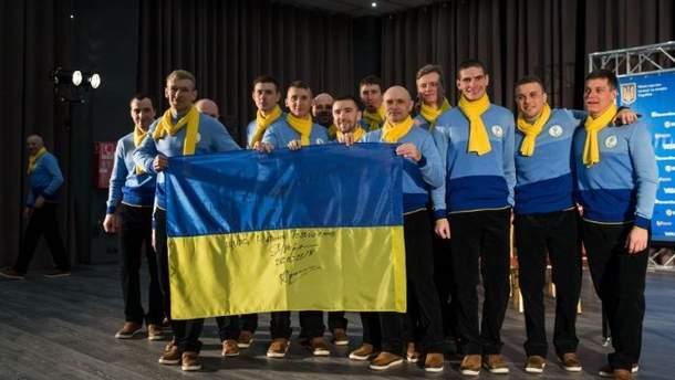 Паралимпиада-2018: в Киеве состоялись торжественные проводы национальной сборной