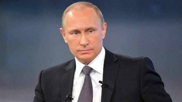 """Путін заявив, що """"Північний потік 2"""" не є конкурентом українському транзиту газу"""