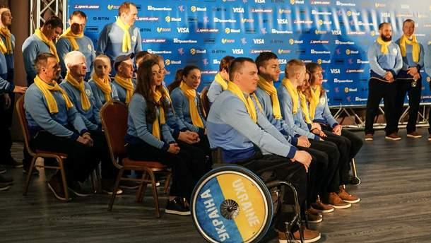 Виплати українським призерам Паралімпіади-2018 будуть рівні преміальним на Олімпійських іграх
