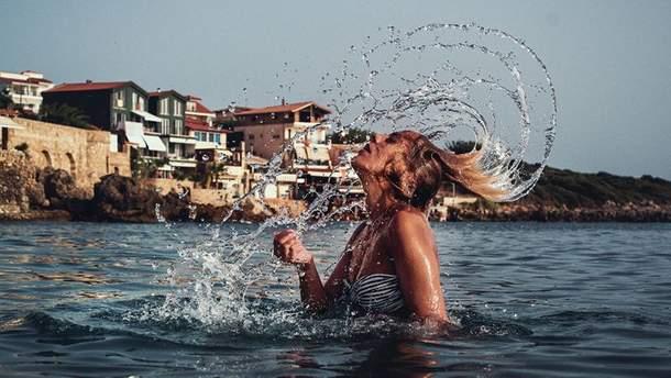 Купание в море может спровоцировать поздние заболевания