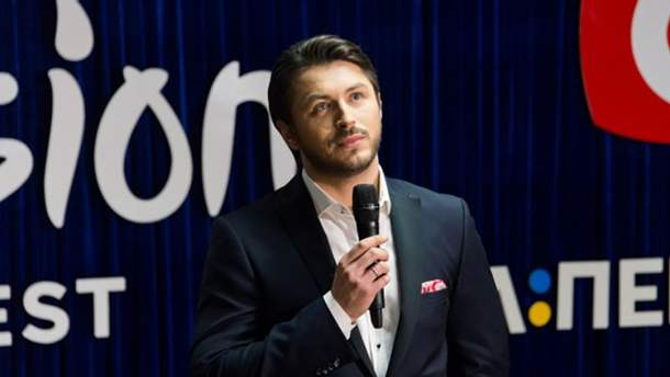 Сергей Притула про Нацотбор Евровидения 2018