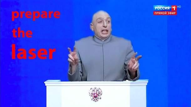 Послання Володимира Путіна до Федеральних зборів: реакція соцмереж