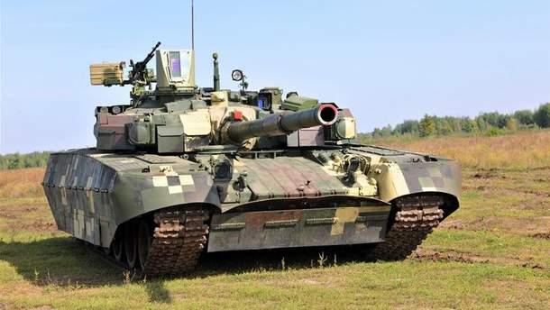 танк оплот фото