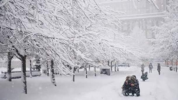 Синоптики прогнозують значне погіршення погоди у суботу, 3 березня