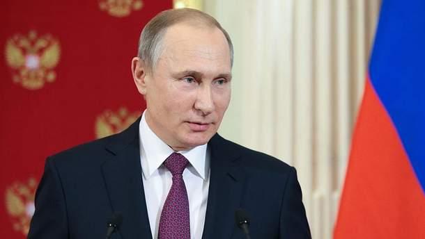 """Путін заперечує початок нової """"холодної війни"""""""