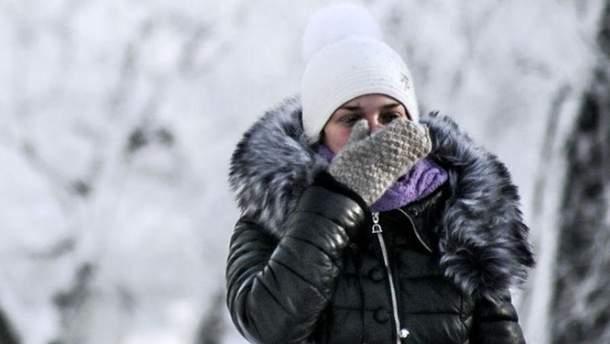 Прогноз погоди в Україні на 5 березня
