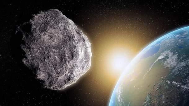 Астероїд пролетить повз Землю