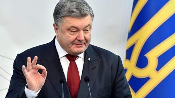 Порошенко уверен, что контракт на транзит российского газа не будет расторгнут