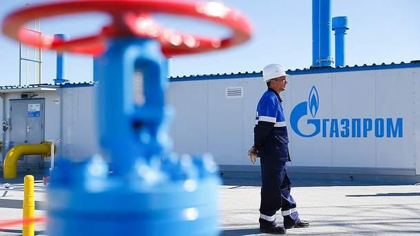 """""""Газпром"""" не планує найближчим часом припиняти транзит газу через Україну"""