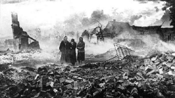 Корюківка. 3 березня 1943 року
