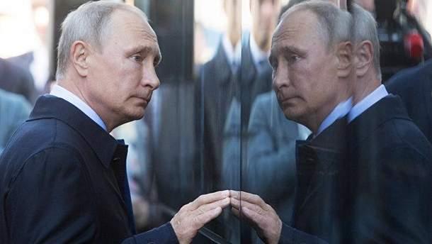 Путин требует выдвинуть официальные обвинения