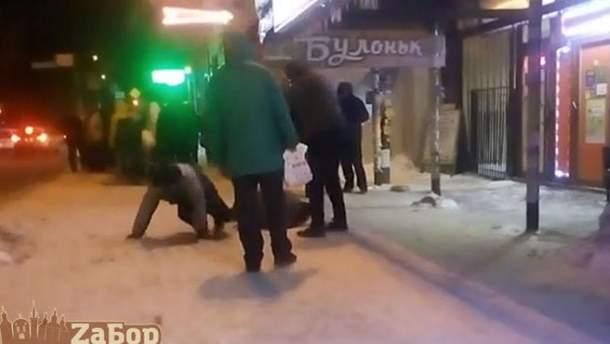 В Запорожье серьезно избили бойца АТО