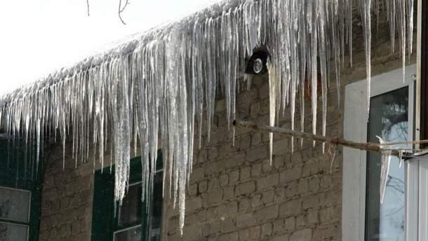 После сильных морозов киевлян предостерегают от еще одной опасности