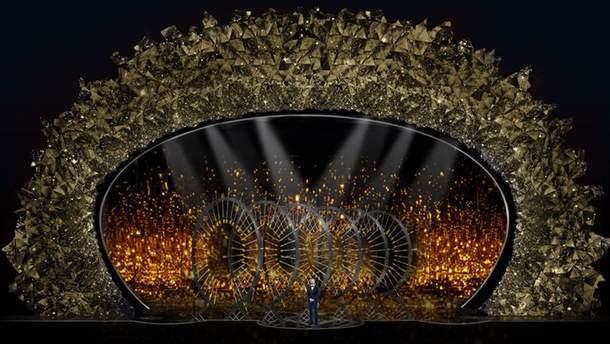 Оскар-2018: головна сцена церемонії