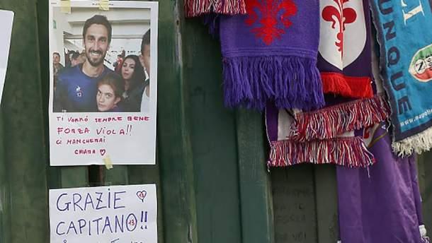 Раптова смерть Давіде Асторі стала шоком для всього світу