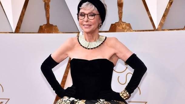 Ріта Морено на врученні Оскар-2018