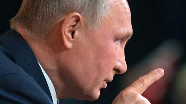 Путін розповів росіянам про нову зброю