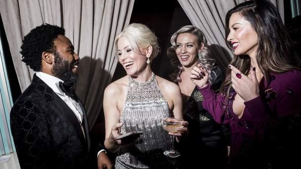 Вечірка Vanity Fair після Оскар-2018