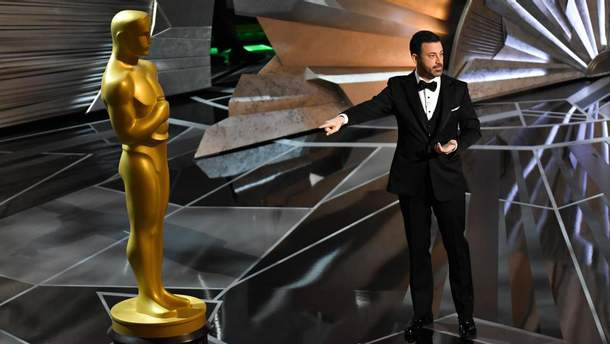 Джимми Киммел на Оскаре 2018