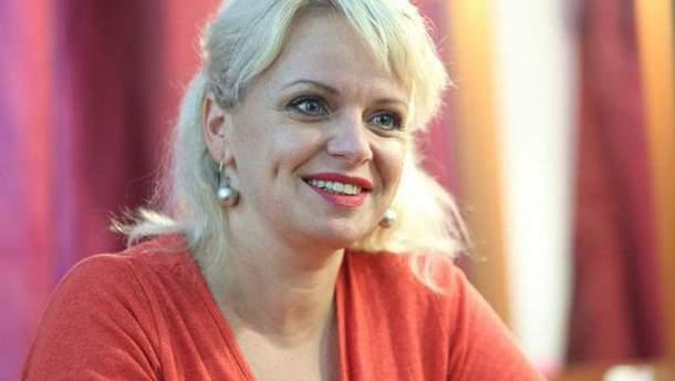 Ірма Вітовська висловилась про колег, які знімаються у російськомовному кіно